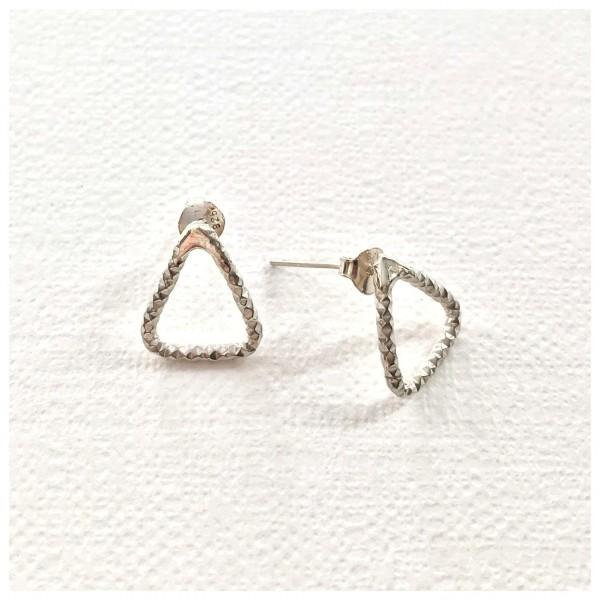 Triangle Earring